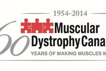 60 Years of Progress / 2014 marks the 60th year of progress and achievements for Muscular Dystrophy Canada. We look forward to bringing you highlights from these past 60 years.  / by Muscular Dystrophy Canada