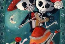 calaveritas & nightmares
