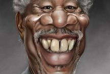 Caricatures / by Paul CoolSki