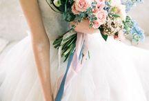 Wedding Themes / Rose Quartz & Serenity