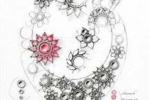 Jewelry schetches