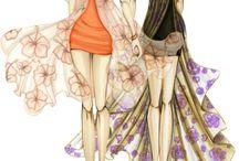 Fashion by istituto di Moda Burgo italy