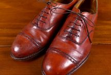 Vintage British Shoes & Boots for chaps