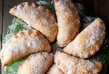 Empanadas de mansanas