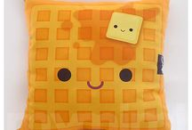 Poduszki i inne pierdoły