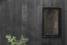 Shou sugi ban / My latest obsession with Japanese charred wood cladding
