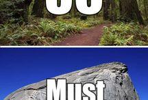 California Musts