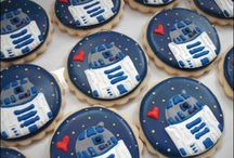STAR WARS foods / These are not the cookies you're looking for / by JUST EAT Canada