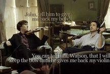 My heart is Sherlocked