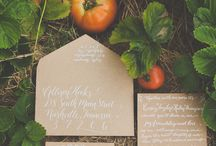 Wedding: Stationery