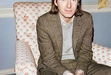 Wes Anderson / by Paulina Rozenberg