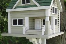 Maisons d'oiseaux