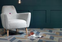 Floor Covering Ideas / Flooring doesn't have to be boring... / by Housing Units