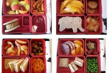 Lunches for boys
