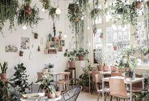 cafe bar decor