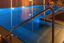 Stainless steel swimming pools / Our most beautiful stainless steel pools instalation