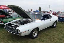Muscle car / 72 AMC Javelin