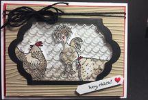 Crafts - SU Hey Chick