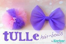bow:tulle