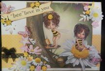 Cards & more by Jennie / Zelfgemaakt kaarten, met liefde en passie gemaakt.