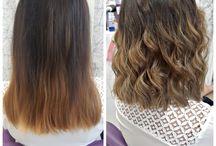 #balayage / About Hair