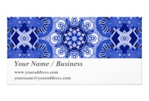 My Zazzle - bizcards, cards, etc
