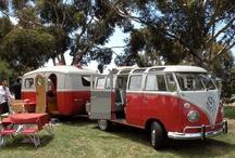 Caravanas y coches