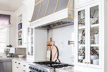 Interior Design Inspo - Kitchens