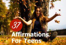 Teen confidence-building