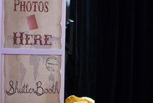 Photo booth / Idées et inspirations pour le photo booth du mariage
