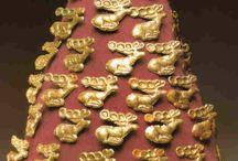 Ancient Gold Skythian .