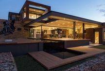 Casas luxuosas / E casas de campo