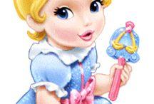 Princesa disney baby