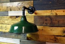 Special lamps / Handmade lamps