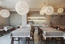 RESTAURANTS || COMMERCIAL PROJECTS / Restaurant Architecture | Restaurant Design | Hospitality Design. Restaurant Interior Design. #restaurantfurniture #restaurantdesign #hospitalitydesign See more hospitality projects https://www.dzine.pt/