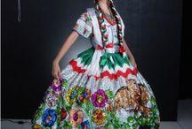 メキシカンドレス