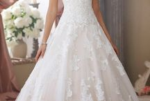 Wedding dress...!