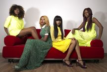 Neon Lights Abuja Campaign 2014 / We had great fun shooting our first fabulous photo shoot in Abuja, Nigeria.