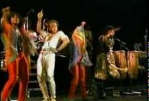 Earth Wind and Fire the Group / by D. A. Purnell