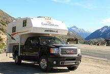 Maxi Travel Camper TC-A / Truck camper rental.