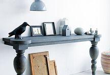 gjenbruk møbler