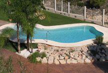 PISCINAS DE FORMA LIBRE / piscinas de forma libre para