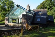 glass houses / by Dagny