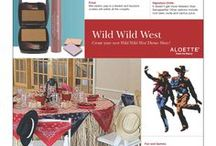 Wild, Wild West Party Theme