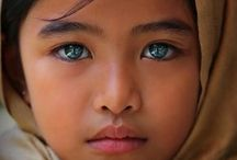 World children eyes