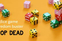 Boredom buster games
