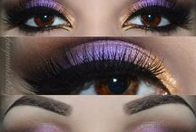 Smokey eye-color