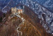 Romanian fortresses