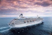 Crystal Cruise / Las mejores fotos de los cruceros Crystal