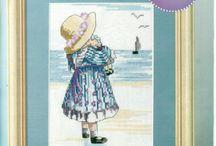 dziewczynka morze